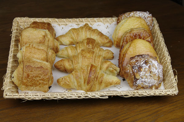 ASSORTIMENT DE VIENNOISERIES